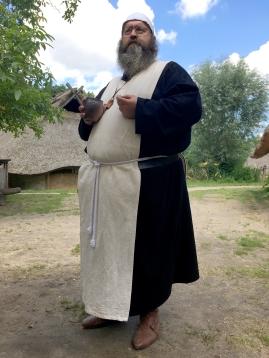 Onze priester waakt over onze zielen